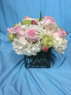 Happy Day from Aletha's Florist in Marietta, OH